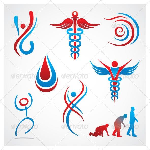Health Medical Symbols