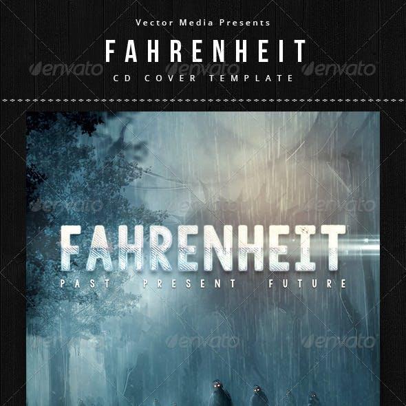 Fahrenheit - Cd Cover