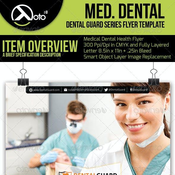Medical Dental Flyer  V5