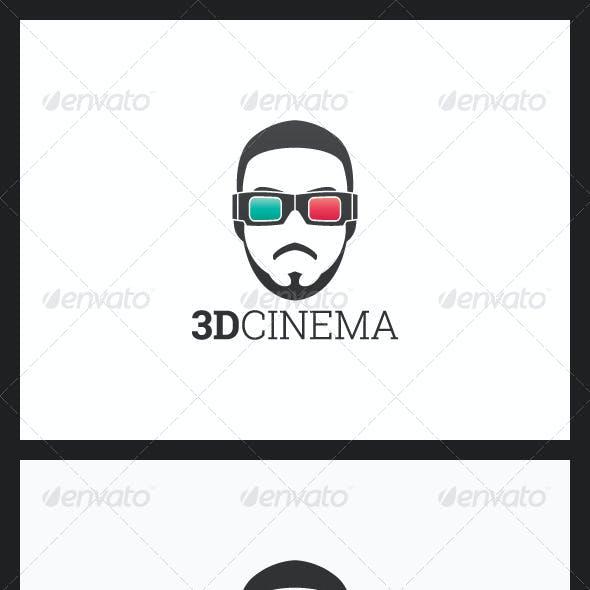 3D Cinema Logo