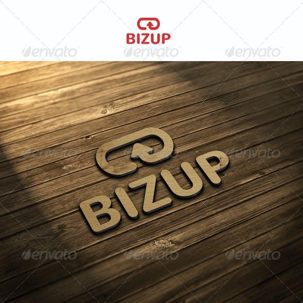 Business Up - Biz Up Logo