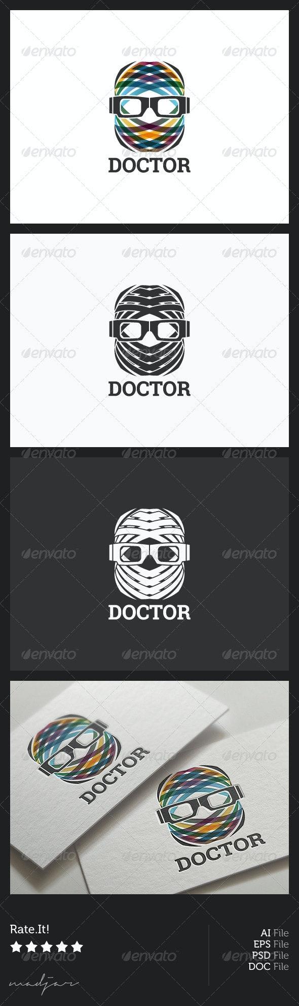 Doctor Logo - Humans Logo Templates