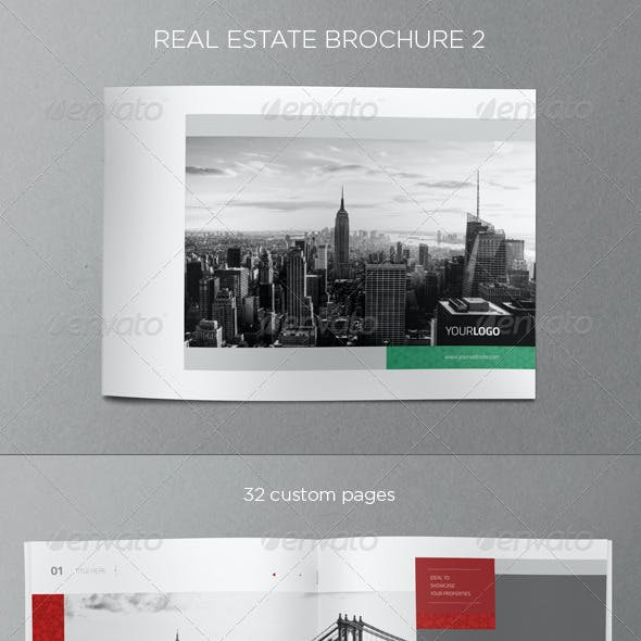 Real Estate Brochure 2