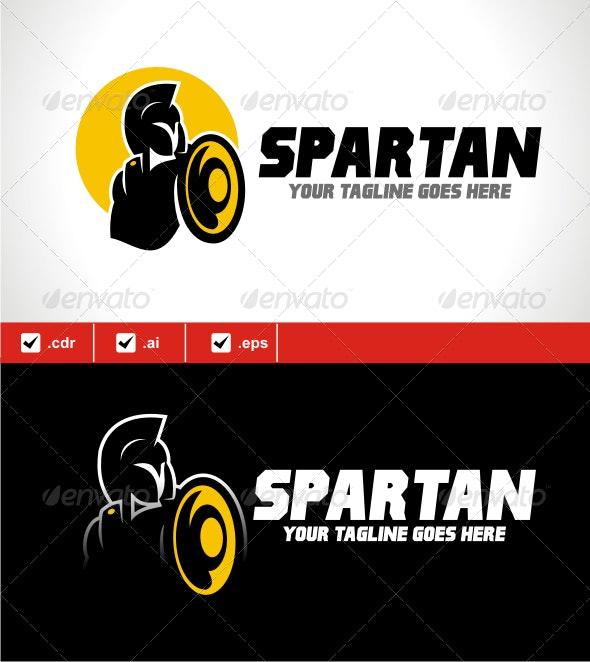 Spartan - Humans Logo Templates