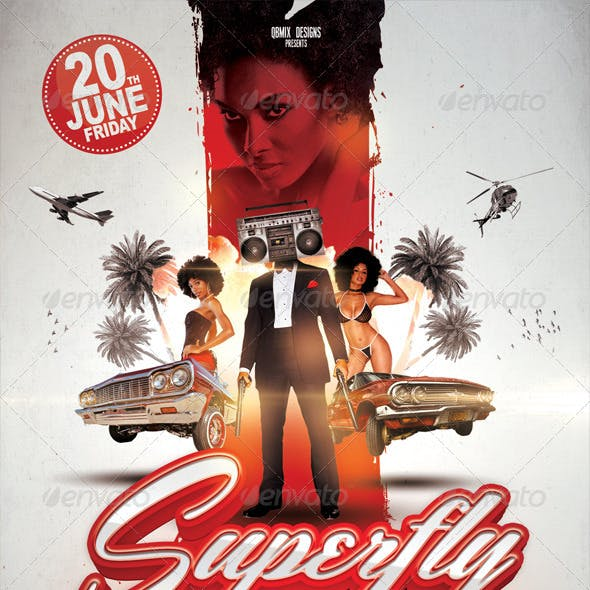 Superfly Flyer