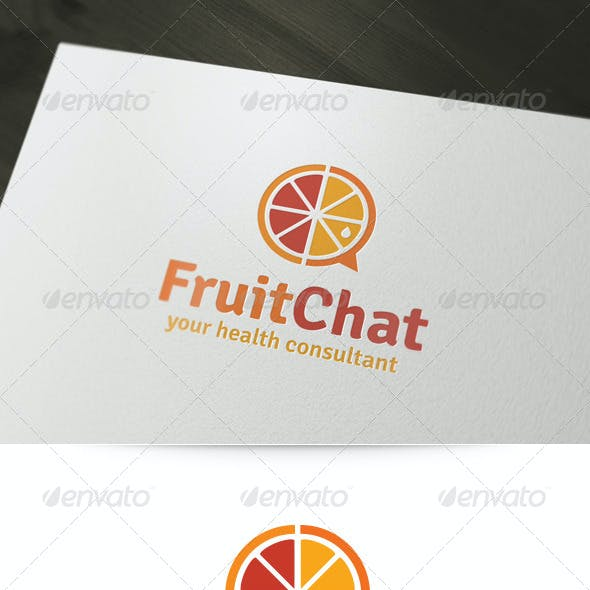 Fruit Chat Logo