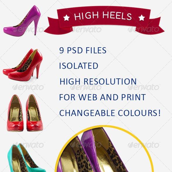 High Heels - V.1