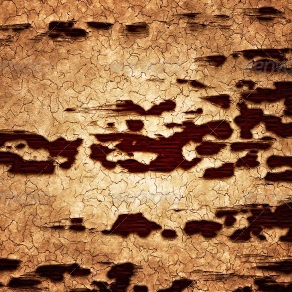 Crushed plaster background