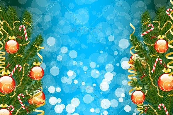 Christmas Fir Tree - Christmas Seasons/Holidays