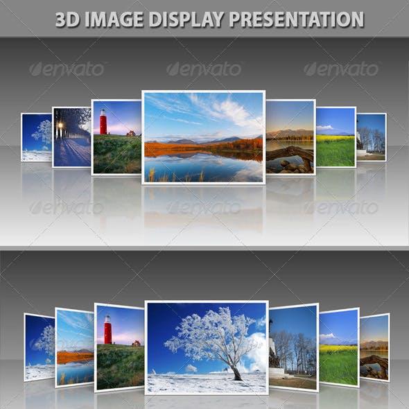 3D Image Display Presentation