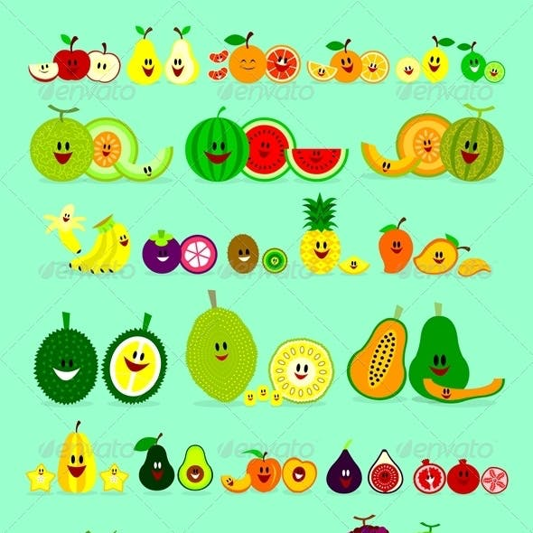 Smile Fruits