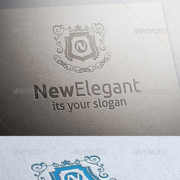 New Elegant Logo