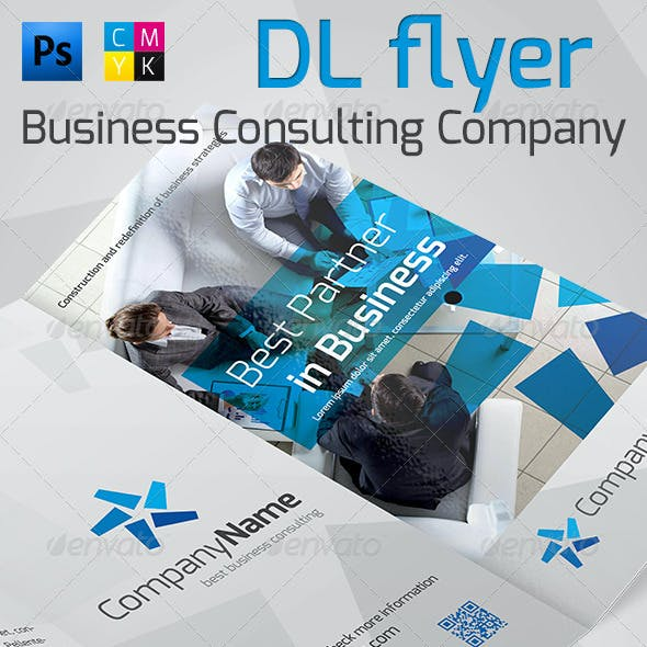 Corporate DL Flyer Vol.1