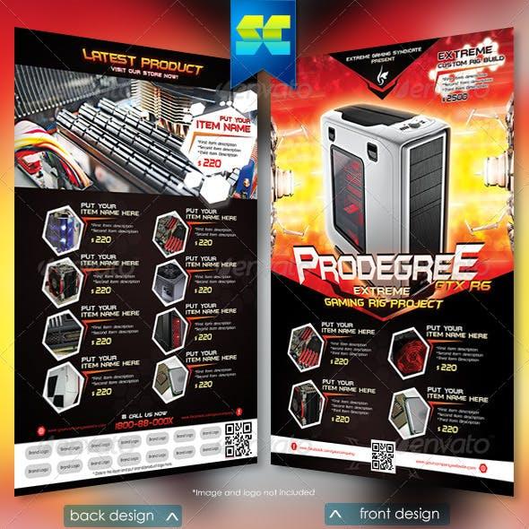 Extreme Computer Sales Flyer