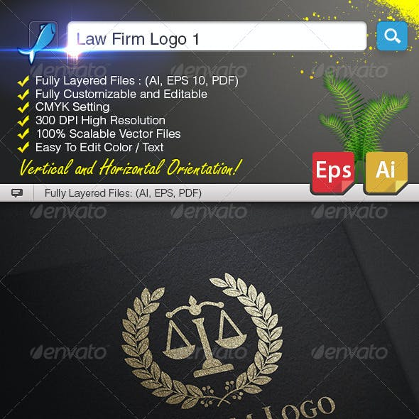 Law Firm Logo 1
