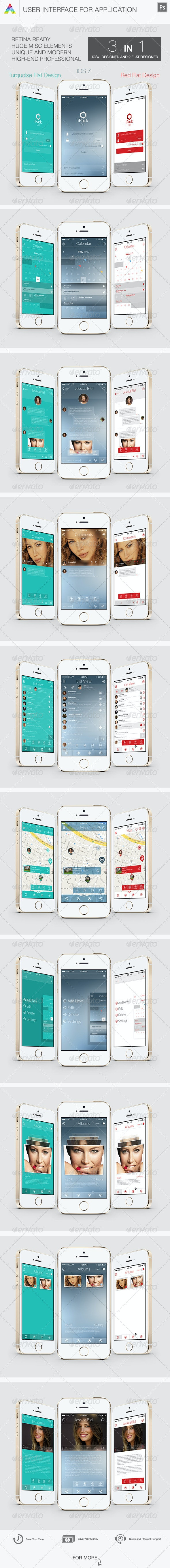 User Interface App - User Interfaces Web Elements