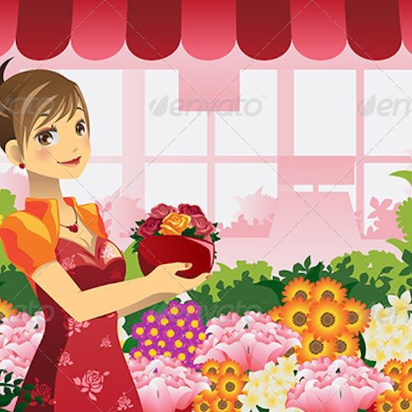Florist Girl