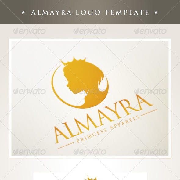 Almayra Logo Template