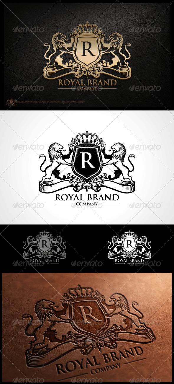 Royal Brand Logo Template - Animals Logo Templates