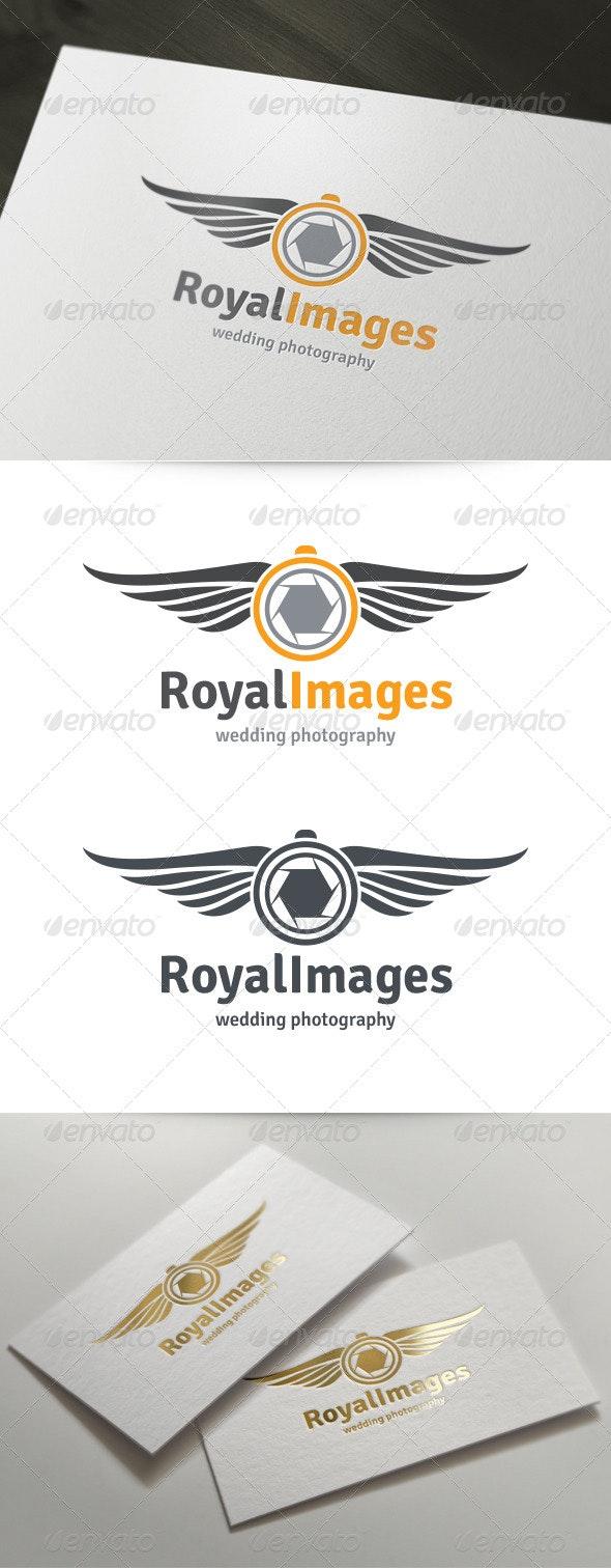 Royal Images - Wedding Photography Logo - Symbols Logo Templates