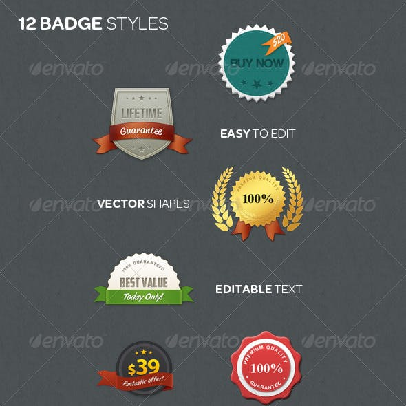 Web Badge Kit