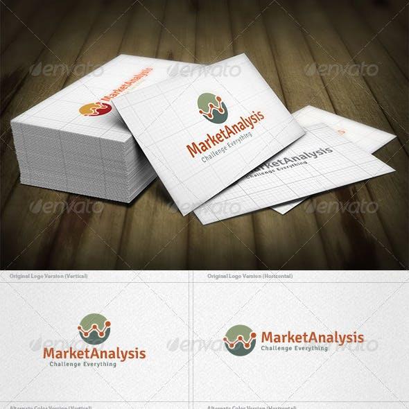 Market Analysis Logo