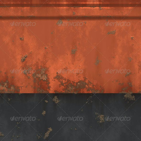 10 Metal Wall Textures