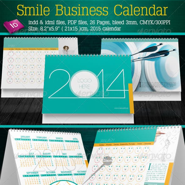 Smile Business Calendar