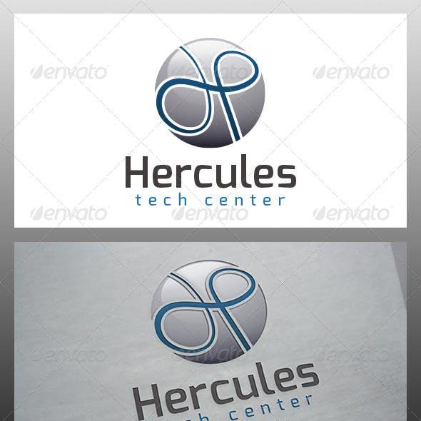 Hercules Logo Template