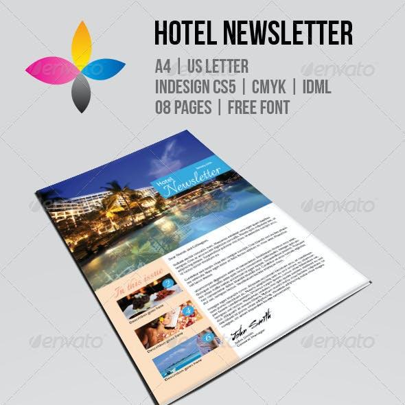 Hotel Newsletter