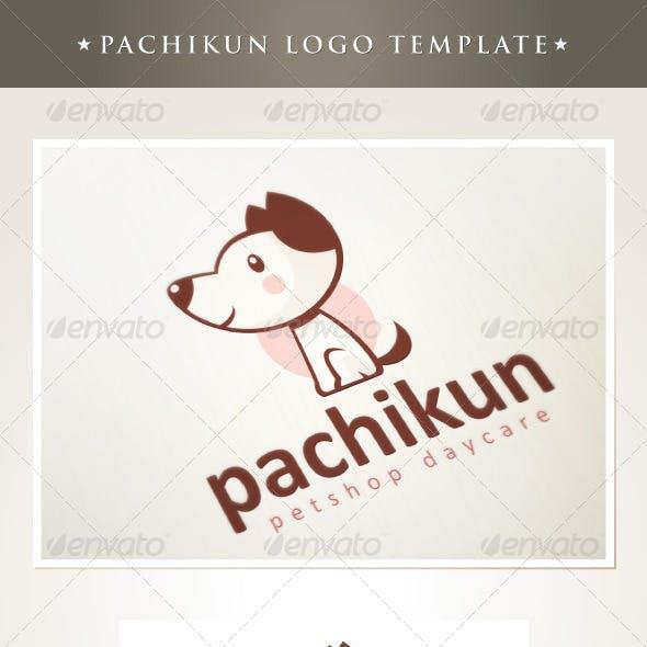 Pachikun Logo Template