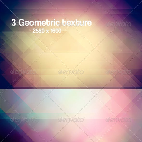3 Geometric Textures