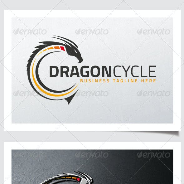 Dragon Cycle Logo