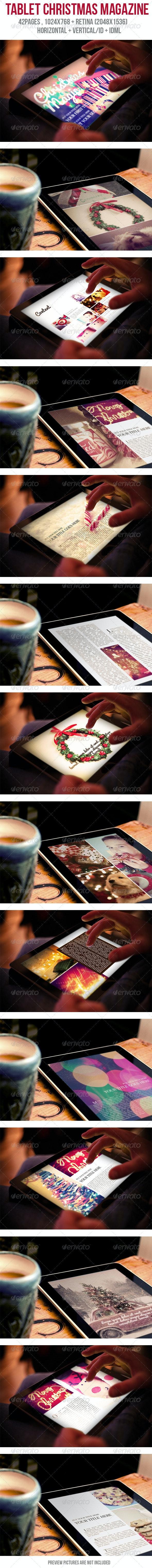 iPad & Tablet Christmas Magazine