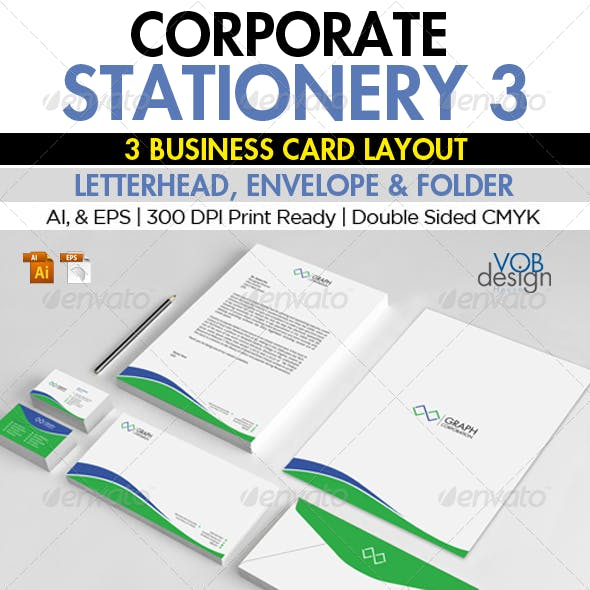 Corporate Stationery 3