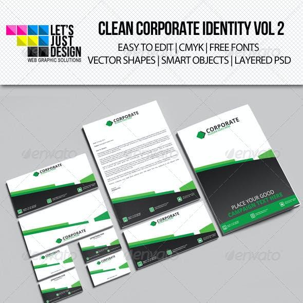 Corporate Identity Vol 2