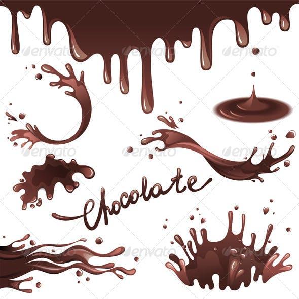 Chocolate Splashes