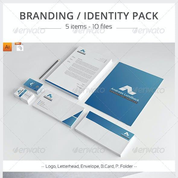 Branding / Identity Pack