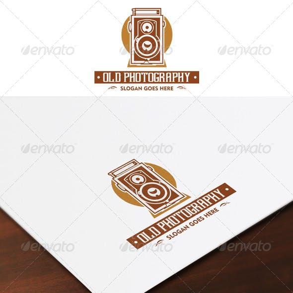 Old Photography Logo