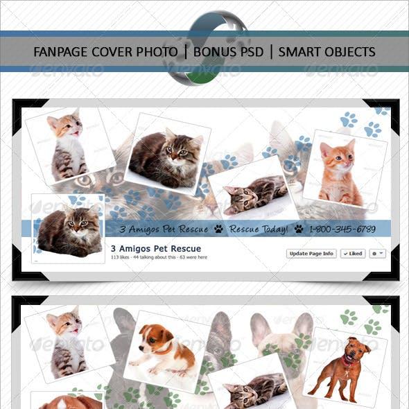 Pet Shop: Fanpage Cover Photo