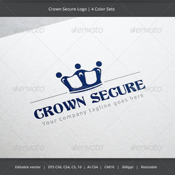 Crown Secure Logo