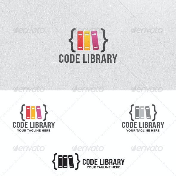Code Library - Logo Template