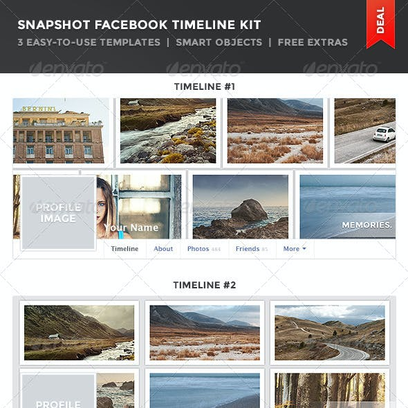 Snapshot Facebook Timeline Kit