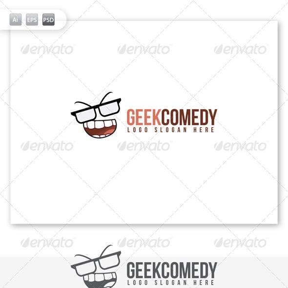 Geek Comedy Logo