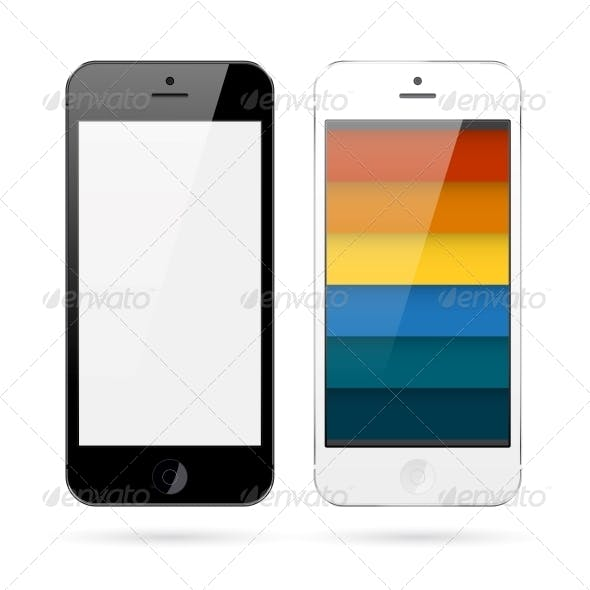 Realistic Smart Phones