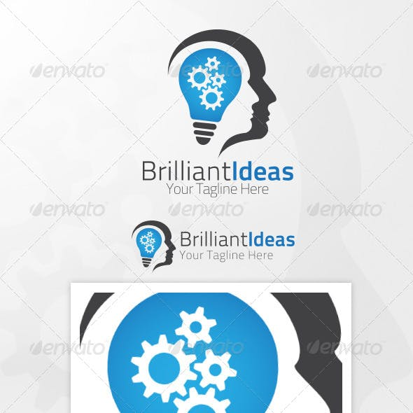 Ideas Logo Template
