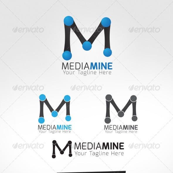 MediaMine Logo Template