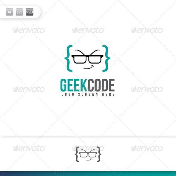 Geek Code Logo - 02