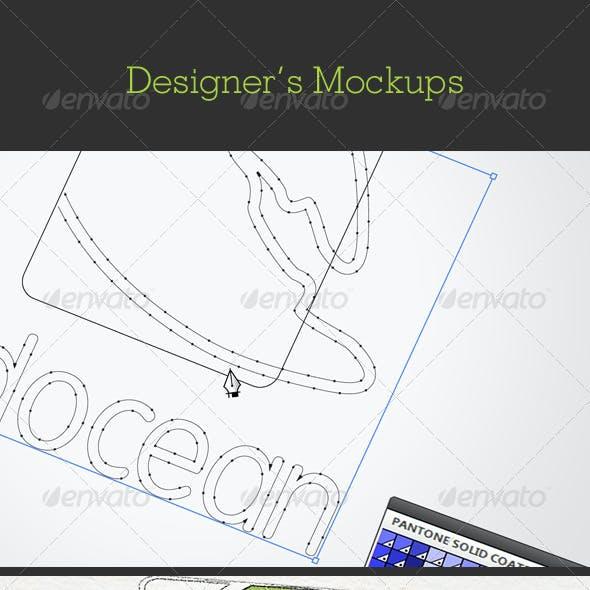 Designers Mockups