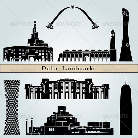 Doha Landmarks and Monuments